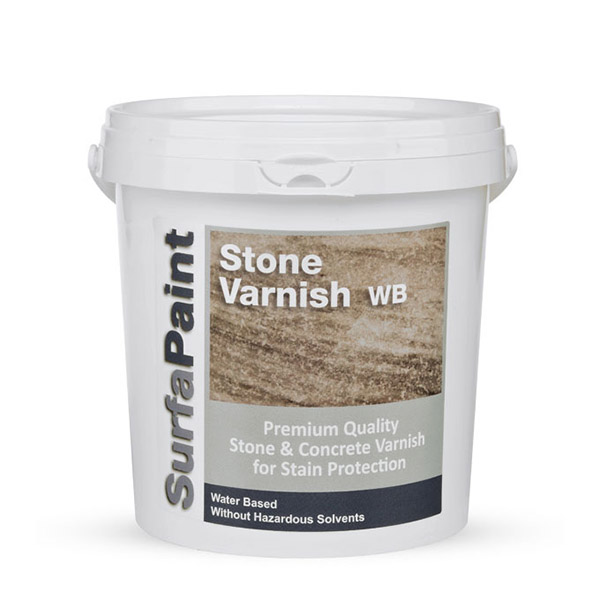 SurfaPaint Stone Varnish WB